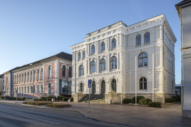 DEUTSCHLAND, OLDENBURG, 28.11.2016: Landesmuseum Natur und Mensch Oldenburg, Oldenburg, Damm 38-44.  © Kay Michalak / Fotoetage