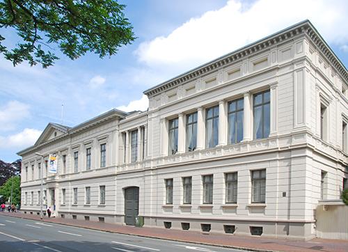 Landesmuseen Oldenburg - Prinzenpalais