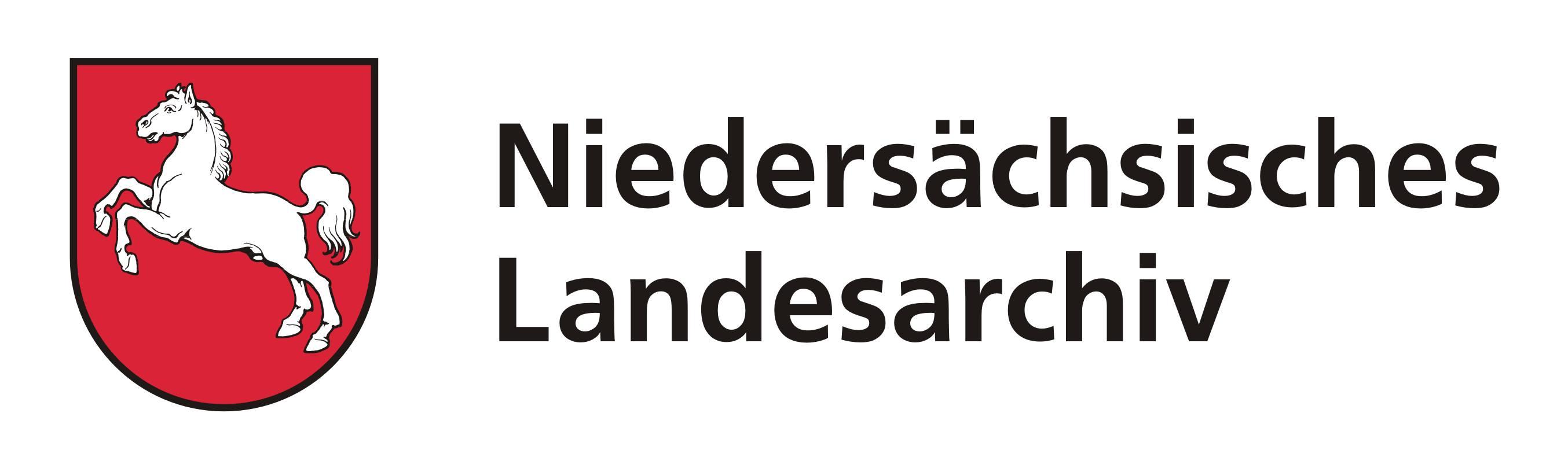 Logo Tagung Niedersächsisches Landesarchiv Hannover: