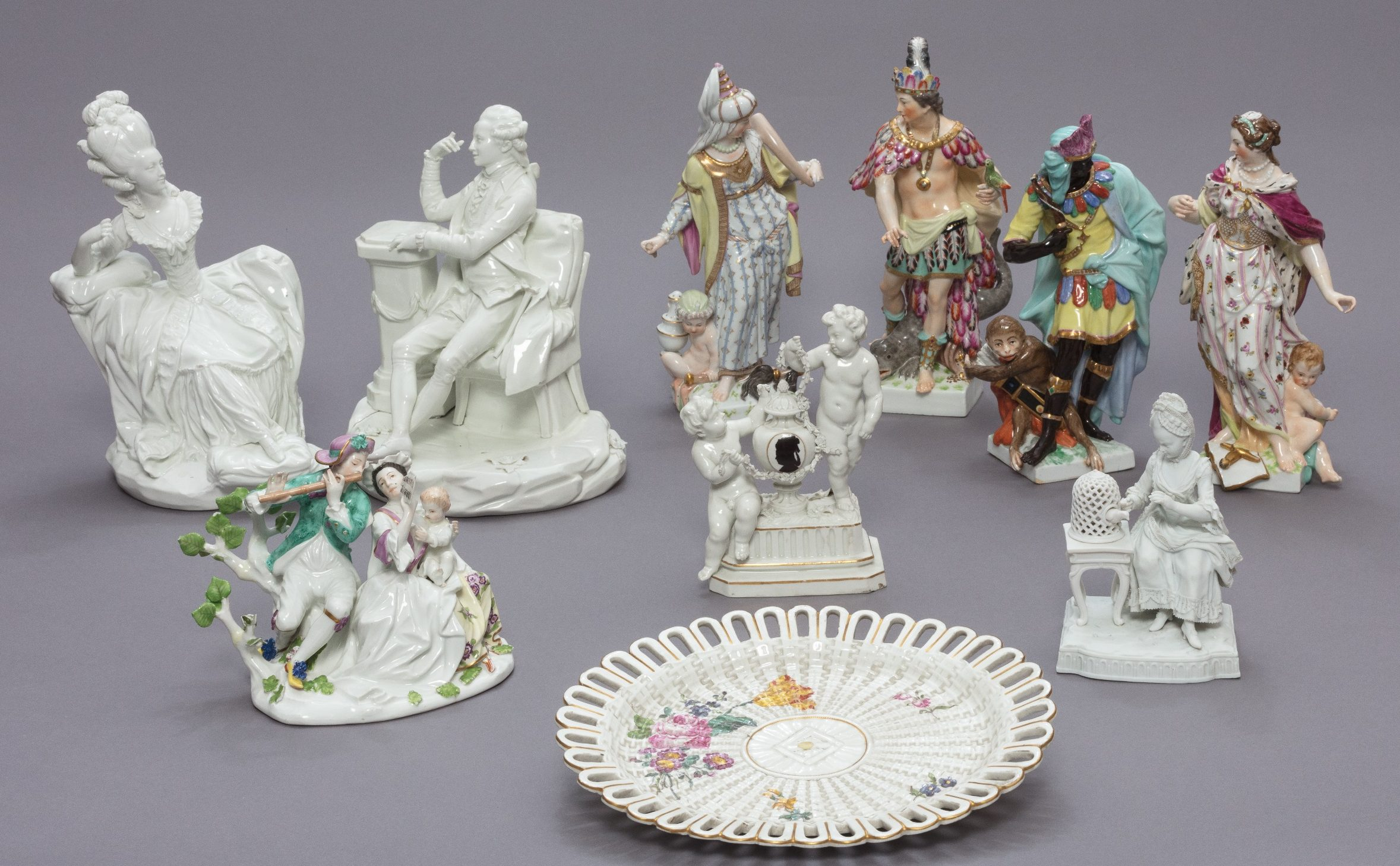 Objekte aus der Sammlung Dosquet