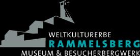 Logo Weltkulturerbe Rammelsberg Museum & Besucherbergwerk