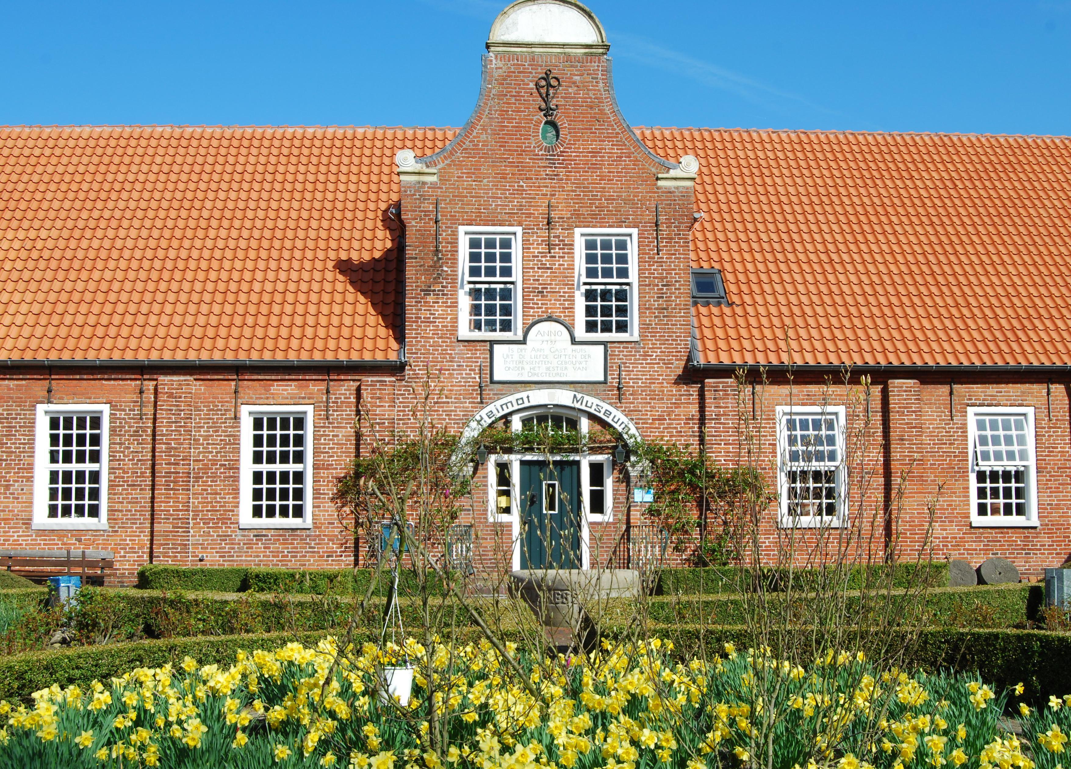 Logo Heimatmuseum Rheiderland
