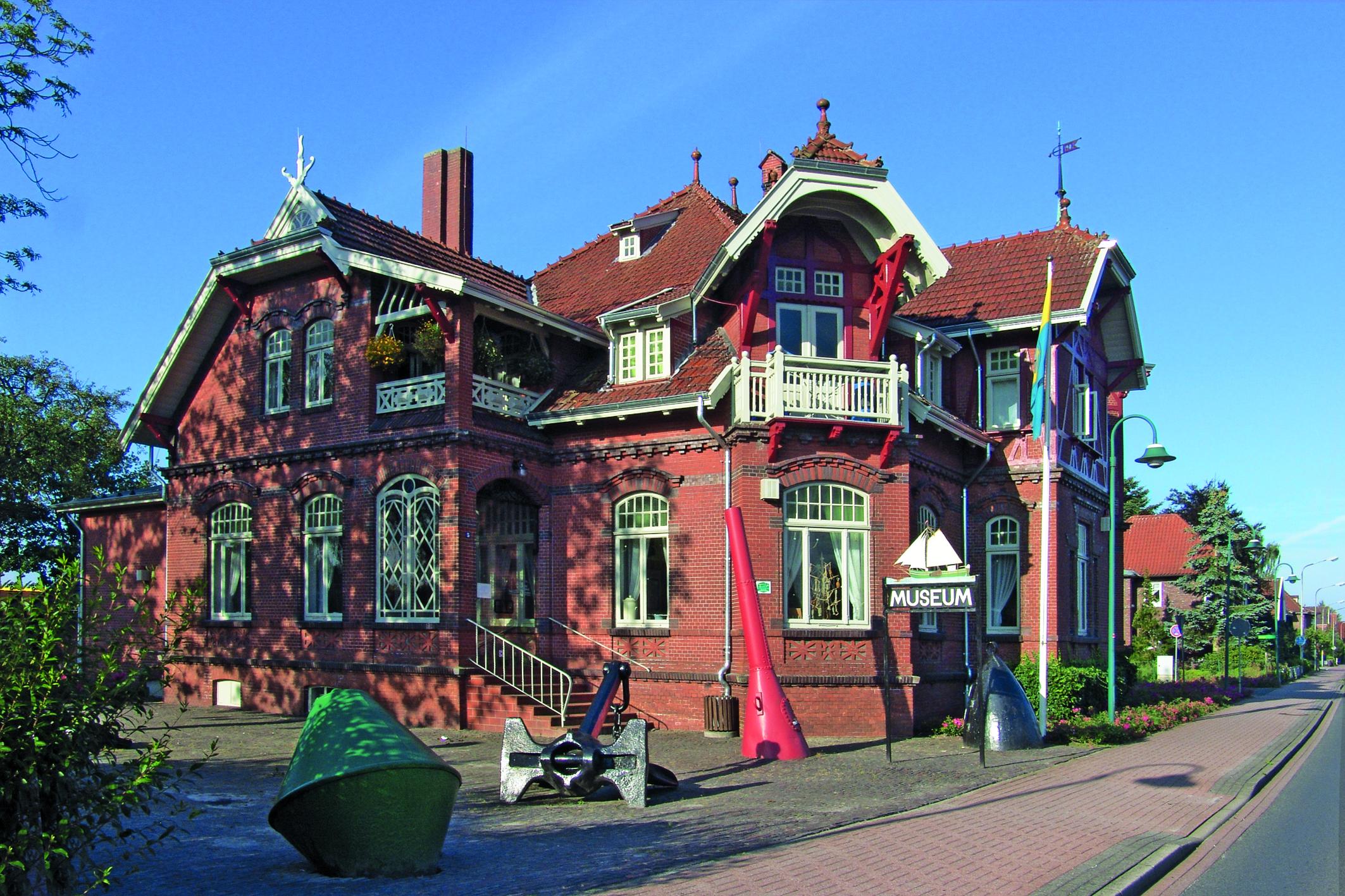 Logo Fehn- und Schiffahrtsmuseum Westrhauderfehn
